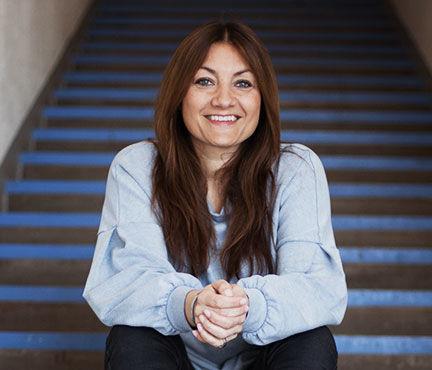 Iréne Lindblad